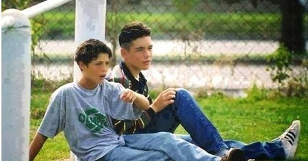 So Touching Untold Story Of The Childhood Friend Who Made Cristiano