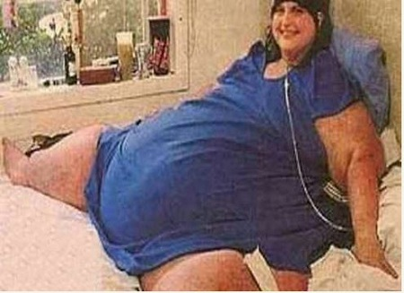 Check Out the Top 11 Heaviest and Fattest People Ever ...