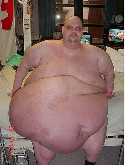 Check Out The Top 10 Heaviest And Fattest People Ever Lived Shocking Photos