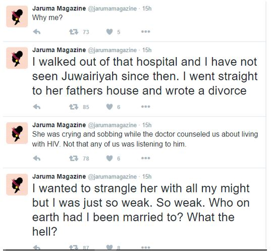 32 Year Old Nigerian Man Narrates How His Wife Infected Him with HIV. [PHOTOS] 5