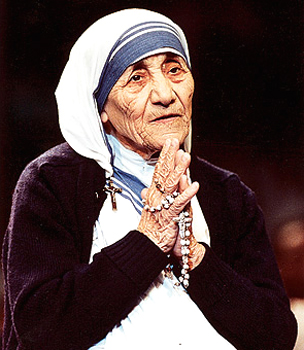 Mother Teresa Of Calcutta To Be Made A Roman Catholic Saint 1