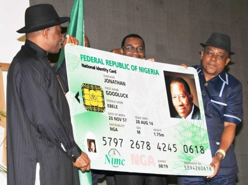 National Identification  Number Becomes Mandatory For All Transactions From Sept. 2015 1