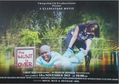 Very Funny See the Most Hilarious Nigerian Wedding Invitation – Wedding Invitation Cards in Nigeria