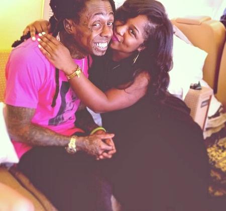 Rap Royalty! Lil Wayne Gifts Daughter, Reginae a 2016 ...