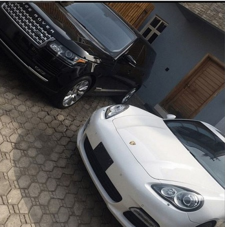 See Davido, Wizkid & Olamide's Fleet of Luxury Cars and