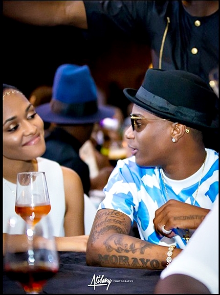 Image result for wizkid and tania