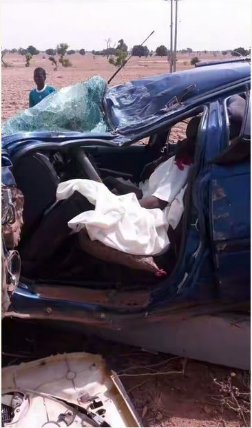 Woman Dies In Car Accident Baby Lives