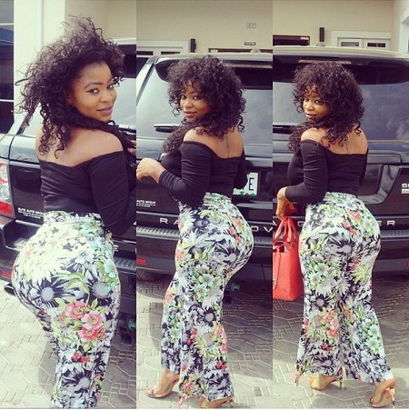 Real nigerian asses — photo 14
