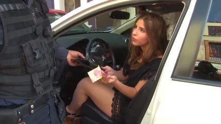 Paquet de georgia de police de latex