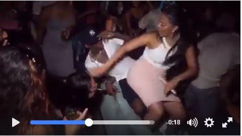 Chicks Grinding On Guys Club Videos