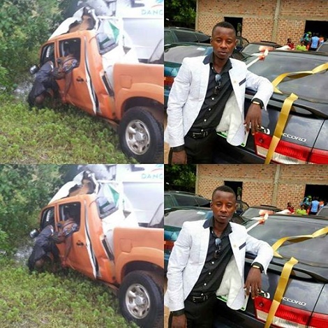 Young man dies in a fatal accident few months before his wedding