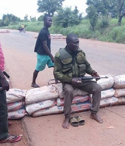 See The Drunk Policeman Who Threatened to Kill a Driver For Not Giving Him Money