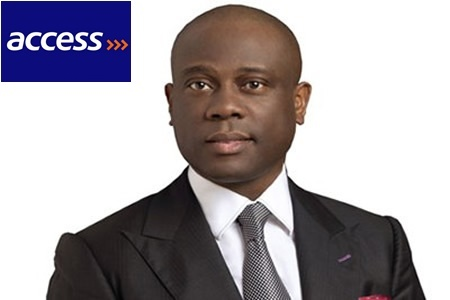 While others are saying there is a casting down, Access Bank Staff's are smiling- Details