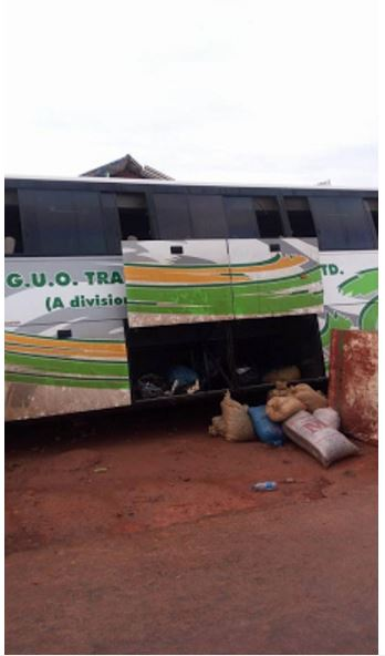 commotion in the bus Boko haram insurgents on wednesday hijacked a commercial bus and kidnapped the passengers on board in maiduguri, the borno state capital a relative of one of the kidnap victims, isa musa, told reuters that between 10 and 20 people were kidnapped by the insurgents.