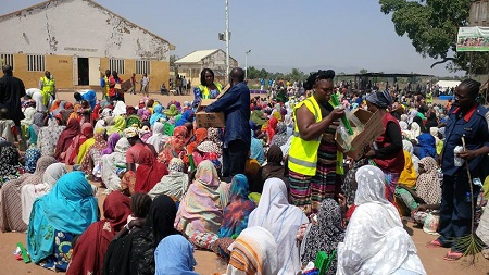 Unbelievable! The Number of New HIV cases Recorded in Borno IDP Camps Will Shock You