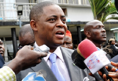 Breaking: Femi Fani-Kayode Calls On Christian Association Of Nigeria To Use Tithes To Buy Arms For Christians