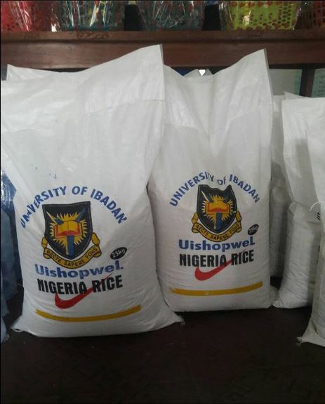 See where you can get a Bag of Rice for just N9500 this Christmas (Photo)
