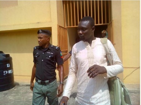 See the talented fake Doctor Nabbed in Ogun State (Photo)