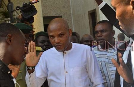 I Will Expose Secrets That Will Sink Nigeria – Nnamdi Kanu Drops Bombshell
