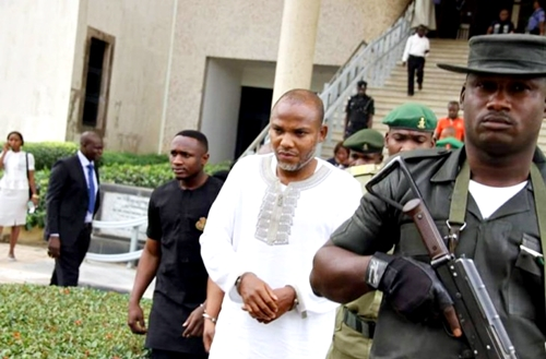 Buhari is Mad, He Cannot Jail Me! –  Nnamdi Kanu's Angry Rant