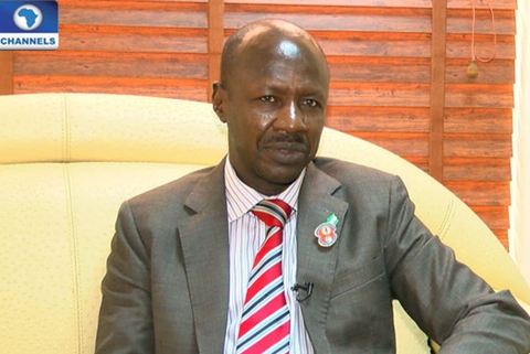 Unofficial source has disclosed that the Acting Chairman of the EFCC, Ibrahim Magu, may have finally been removed from office by President Buhari
