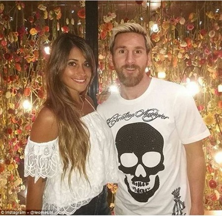 Barcelona Forward, Lionel Messi Set to Finally Get Married