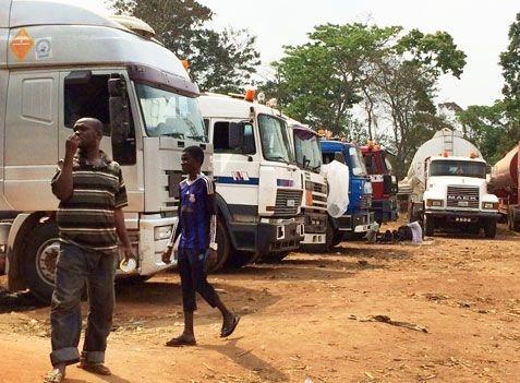 Total Gridlock in Abuja-Lokoja-Okene Highway as Truck Drivers Block Road in Protest (See Details)