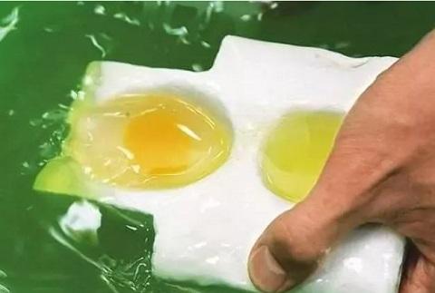 how to make fake eggs