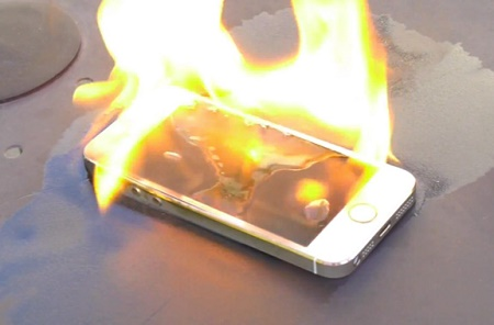 phone becomes hot while charging