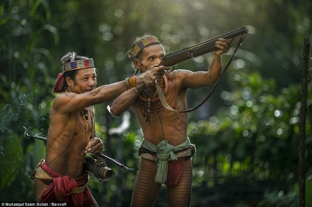 Incredible See The Primitive Tribe That Is Yet To Experienced