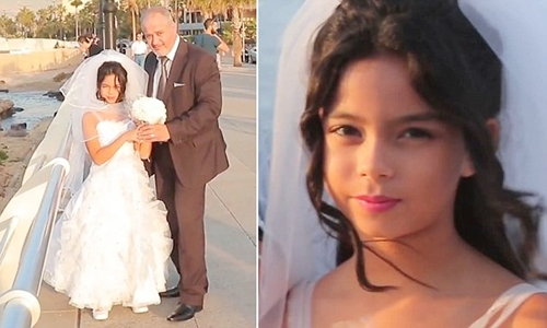 Norway Child Bride Sparks Outrage As 12-Year-Olds