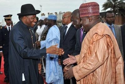 THROWBACK VIDEO! Boko Haram Founder, Yusuf Mohammed is Ali Modu Sheriff's Friend - Goodluck Jonathan 1