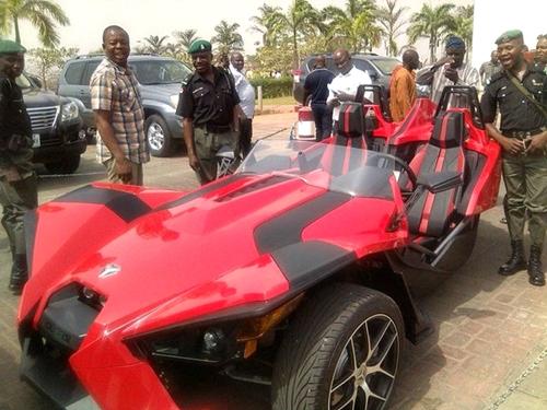 Senator Dino Melaye Purchases Latest Luxury Super Car Of The $24,000 (N4,780,000)