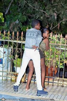 Kenyan girls humping - 1 part 4