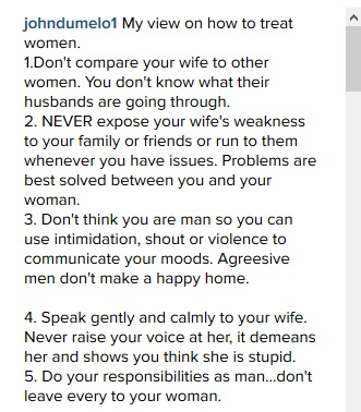 Tips On How To Treat A Woman
