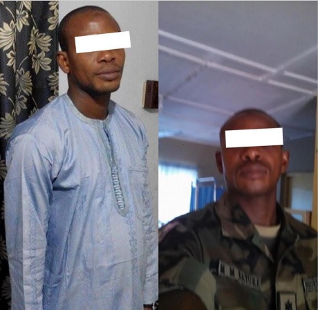 Shocking! How Nigerian Army Fired a Military Doctor for Having S*x with Fellow Officer's Wife