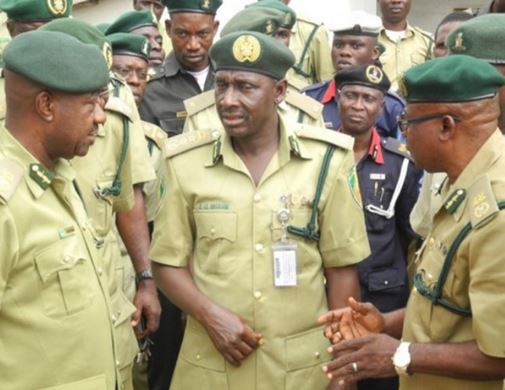 Nigerian Prisons Illegally Hires 538 Recruits Majorly from the North….See Full List