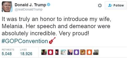 trump tweets about women ile ilgili görsel sonucu