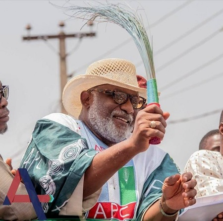 Image result for akeredolu aketi
