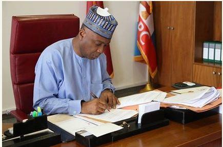 Welcome to yomi bazuaye s senate one year anniversary