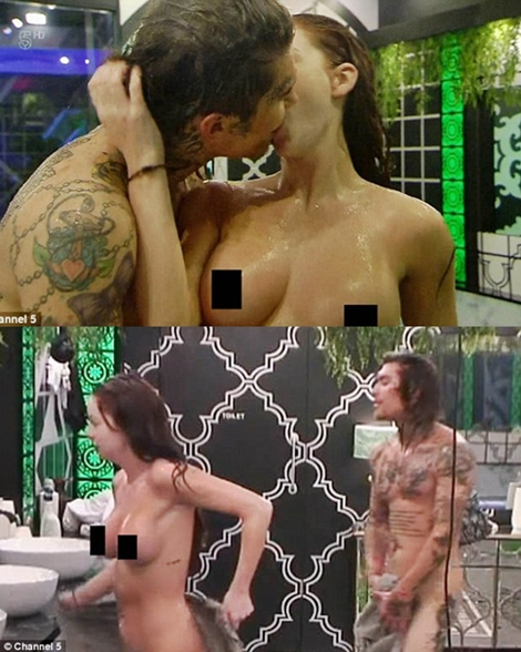gallery of naked big brother housemates