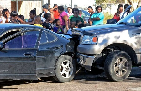 cause of road accidents High speed driving remains the major cause of road accidents in qatar.
