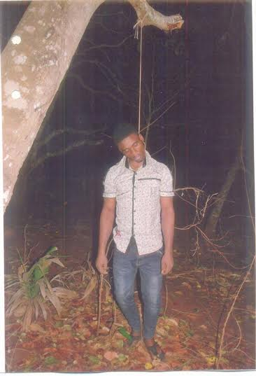 Sad Day! 22-year-old Man Commits Suicide in Enugu State ...