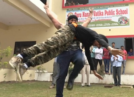 Wow!! See Photos Of The World Strongest Man And Amazing Things He Can Do [Photos And Video]