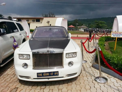 Image result for ooni of ife car