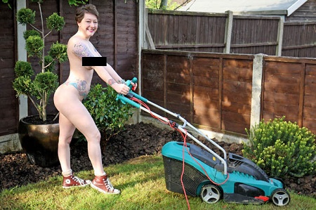 World Naked Gardening Day encourages no-pants planting
