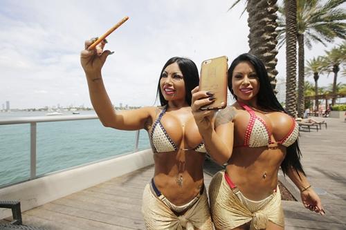 бразильские тёлки фото
