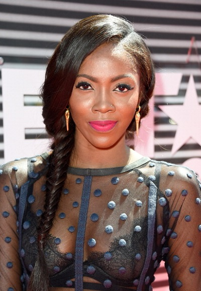 Singer Tiwa Savage Smiles Again After Turbulent Marriage