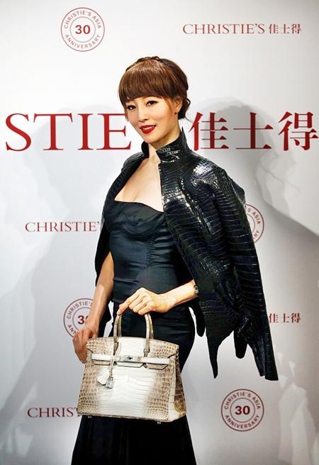 e5f035fe9c56 See the Hermes Himalayan Crocodile Diamond Birkin Handbag Named  World s  Most Expensive Bag