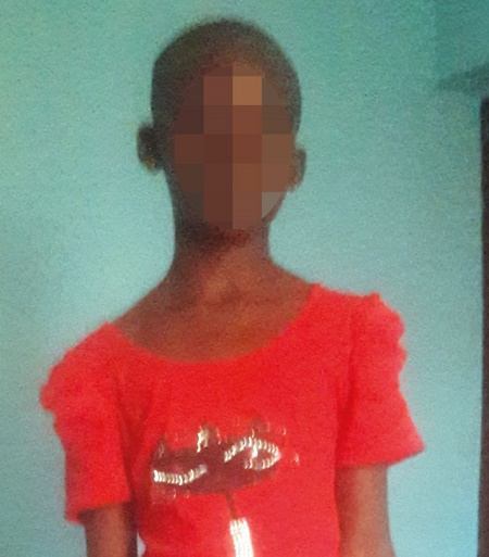 10-year-old Schoolgirl Tortured by Proprietress for Two Weeks forCheating in Test (Photo)